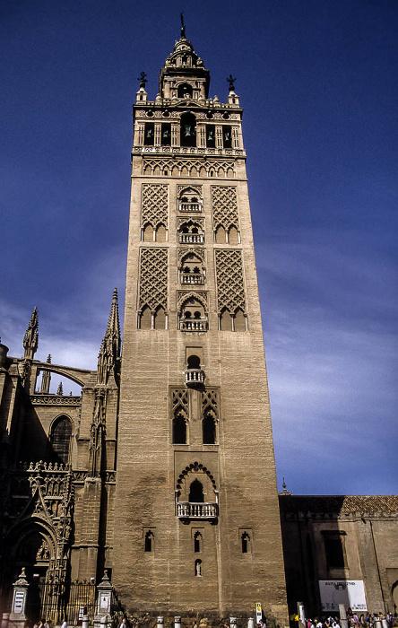Centro: Kathedrale (Santa María de la Sede) Sevilla 1992