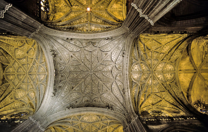 Kathedrale (Santa María de la Sede) Sevilla 1992