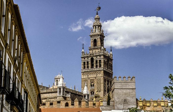 Kathedrale Santa María de la Sede Sevilla