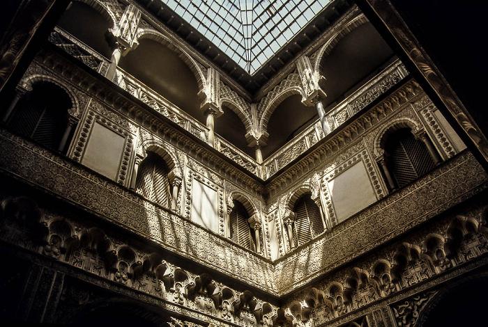 Real Alcázar de Sevilla Sevilla 1992