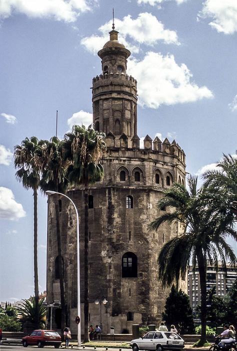 Torre del Oro (Goldturm) Sevilla 1992