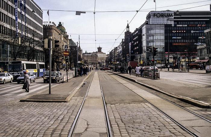 Mannerheimintie Helsinki 1993