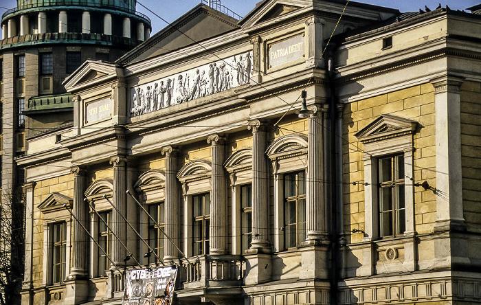 Helsinki Vanha Ylioppilastalo