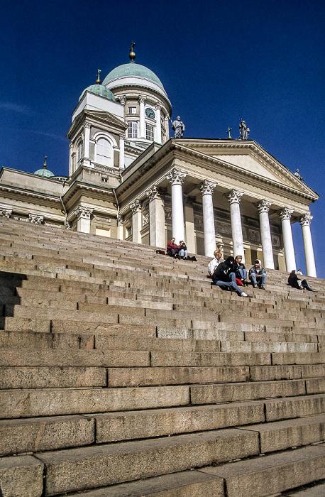 Dom von Helsinki (Helsingin tuomiokirkko / Suurkirkko)