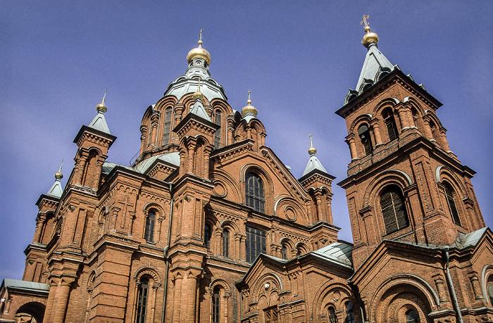Uspenski-Kathedrale Helsinki 1993