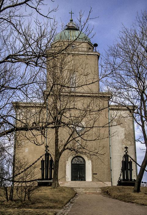 Helsinki Festung Suomenlinna: Kirche (Suomenlinnan kirkko)