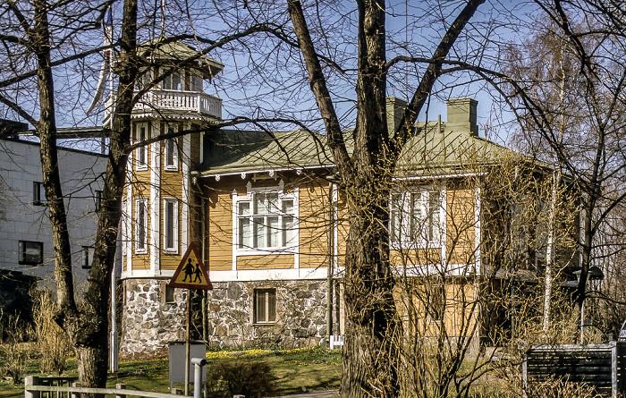 Helsinki Kaivopuisto: Museum