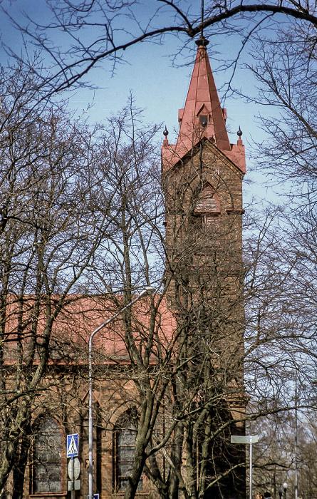 Helsinki Ullanlinna (Ulrikasborg): St.-Heinrichs-Kathedrale (Pyhän Henrikin katedraali)