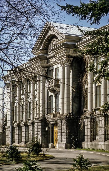 Helsinki Ullanlinna (Ulrikasborg): Russische Botschaft