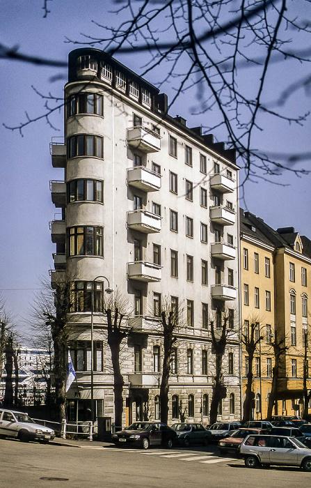 Helsinki Ullanlinna (Ulrikasborg)