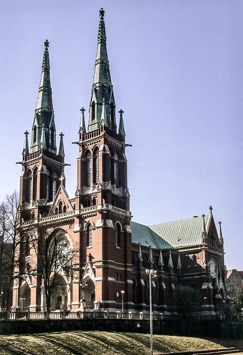 Helsinki Ullanlinna (Ulrikasborg): Johanniskirche (Johanneksenkirkko)