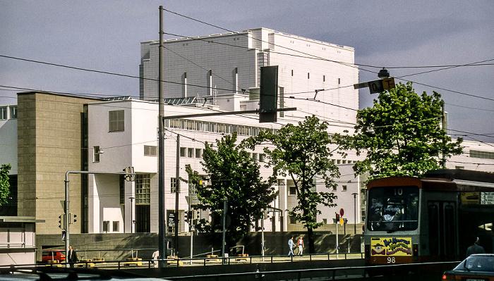 Helsinki Mannerheimintie, Finlandia-Halle