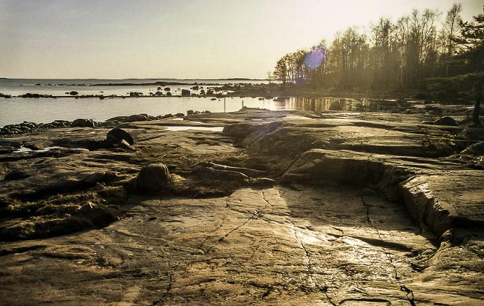 Helsinki Lauttasaari, Ostsee