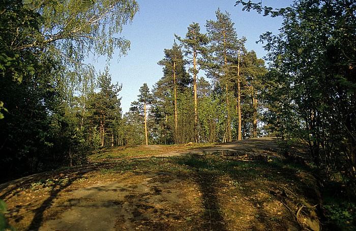 Helsinki Insel zwischen Otaniemi und Lauttasaari