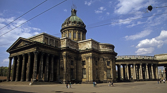 Sankt Petersburg Kasaner Kathedrale