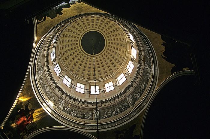 Sankt Petersburg Kasaner Kathedrale: Kuppel