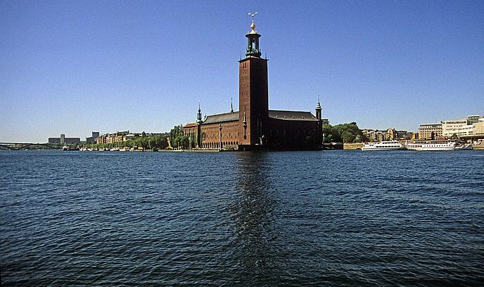 Kungsholmen: Stadshuset (Rathaus) Stockholm 1993