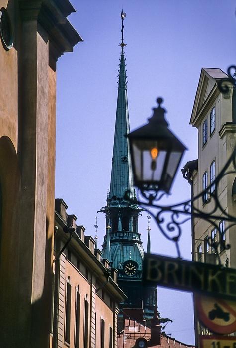 Altstadt Gamla stan Stockholm 1993