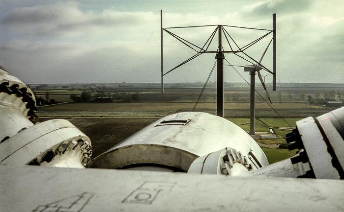 Kaiser-Wilhelm-Koog AEV-Windkraftanlage