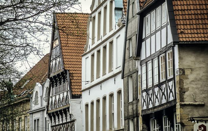 Osnabrück Altstadt: Krahnstraße