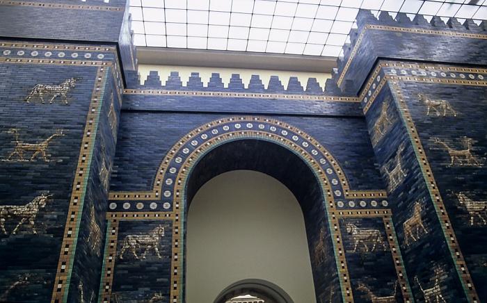 Pergamonmuseum: Ischtar-Tor von Babylon Berlin 1994