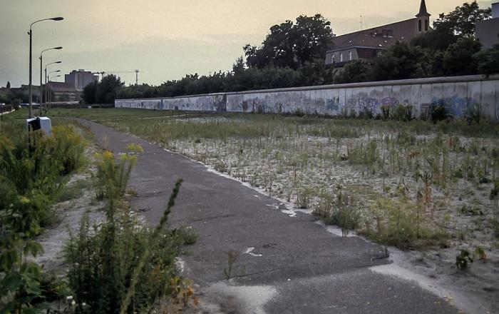 Berliner Mauer Berlin 1994