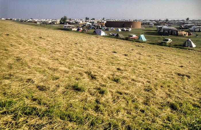 Dangast Campingplatz