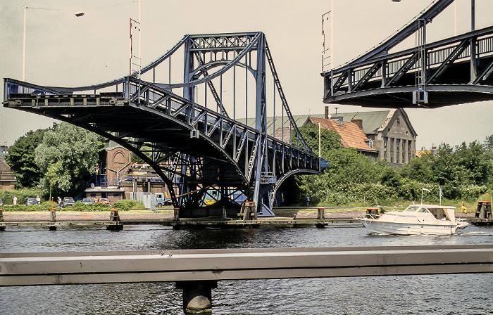 Wilhelmshaven Kaiser-Wilhelm-Drehbrücke
