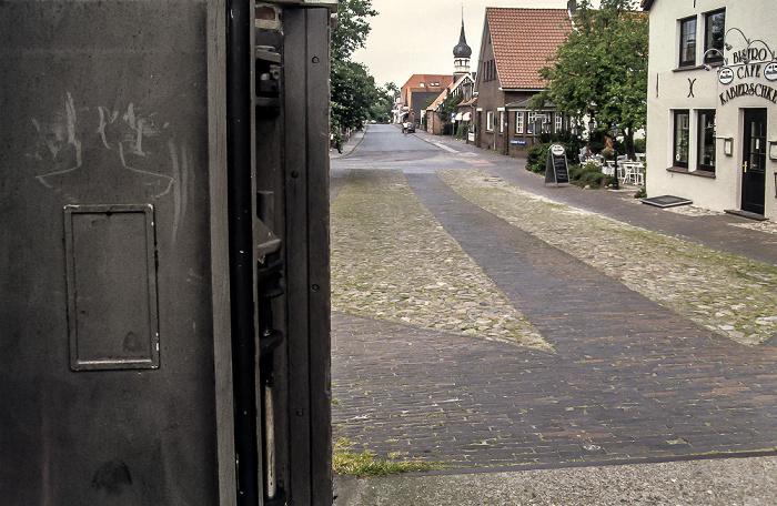 Hooksiel Lange Straße: Fluttor