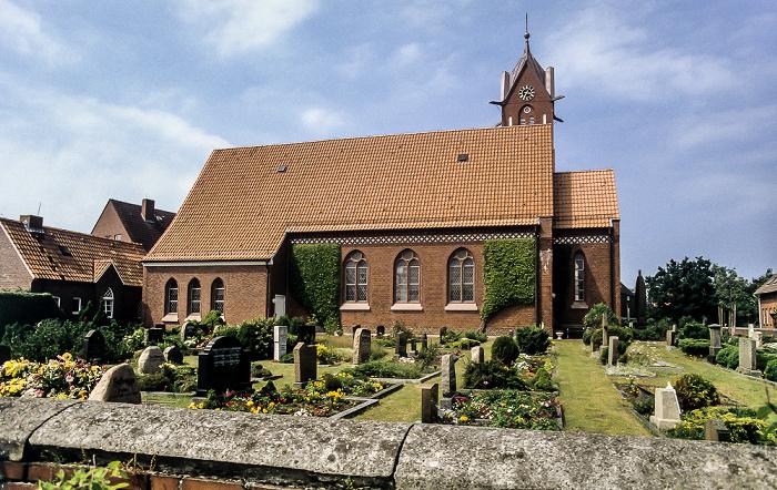 Langeoog Kirche