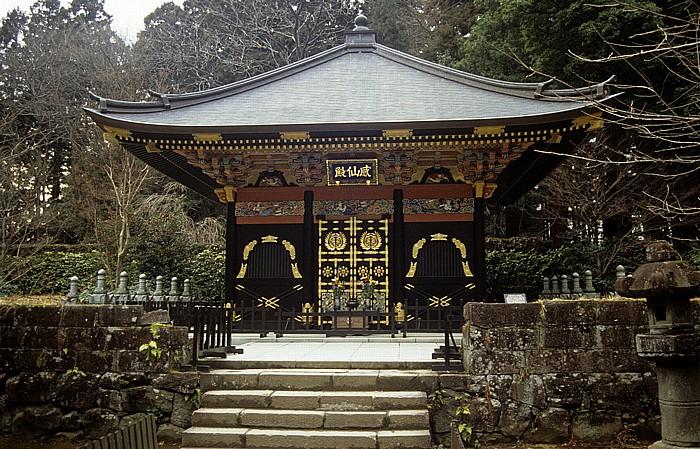 Sendai Zuihoden Mausoleum: Grabmal von Date Masamune