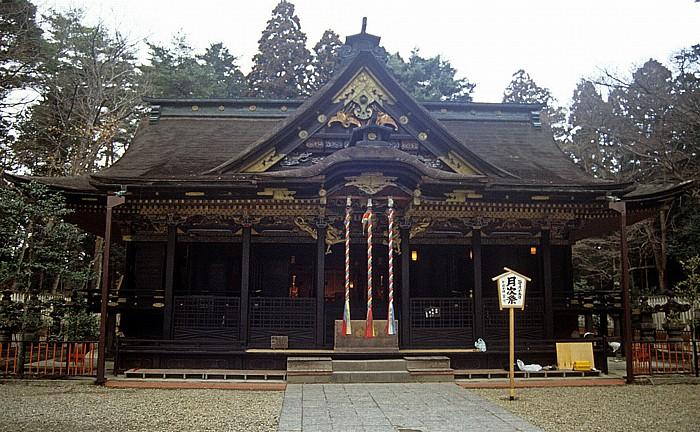Sendai Osaki-Hachimangu-Schrein