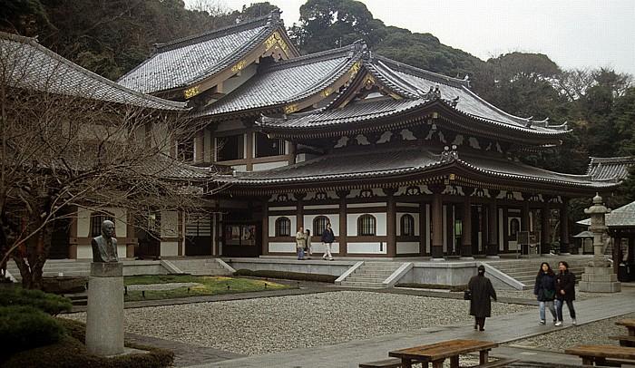 Kamakura Kaikozan Hase-dera Hase-Dera-Tempel