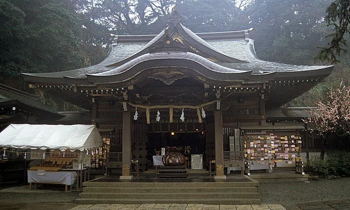 Enoshima-Schrein