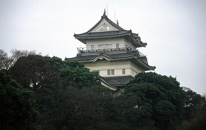 Burg Odawara (Odawara-jo) Odawara