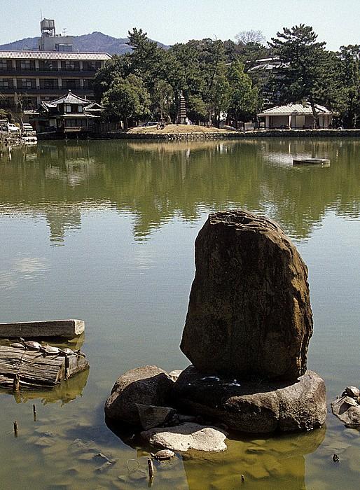 Sarusawa-ike-Teich Nara