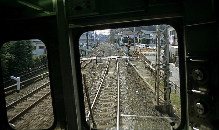 JR-Tokaido-Linie Odawara - Hiratsuka - Tokio
