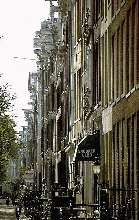 Straßenzug Amsterdam