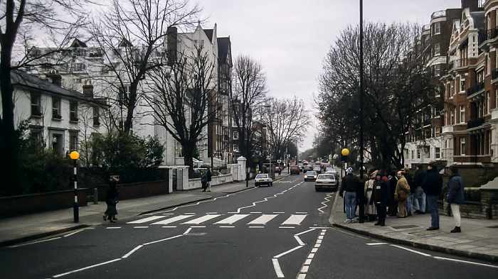 City of Westminster: Abbey Road London 1995