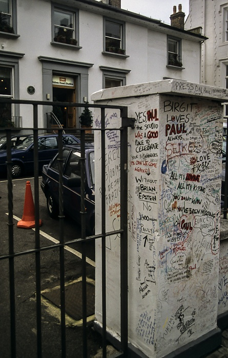City of Westminster: Abbey Road - Abbey Road Studios London 1995
