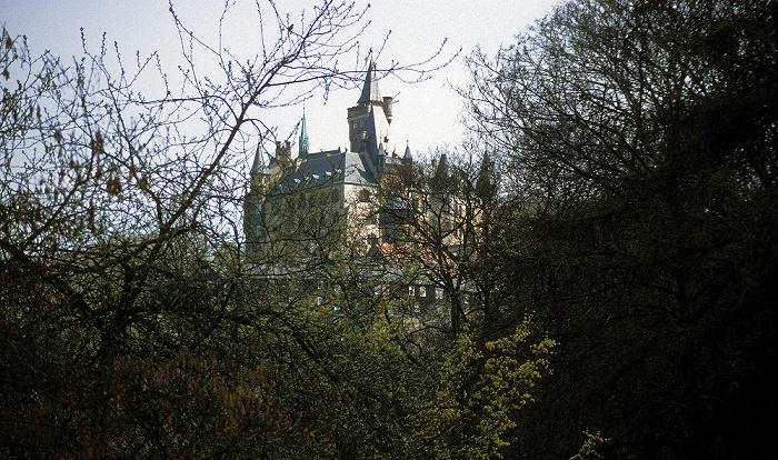 Wernigerode Wernigröder Schloss