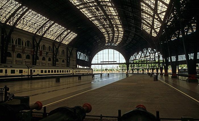 Estacío de Franca: Haupthalle Barcelona 1996