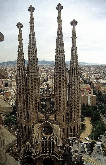 Barcelona Sagrada Familia (Temple Expiatori de la Sagrada Família)