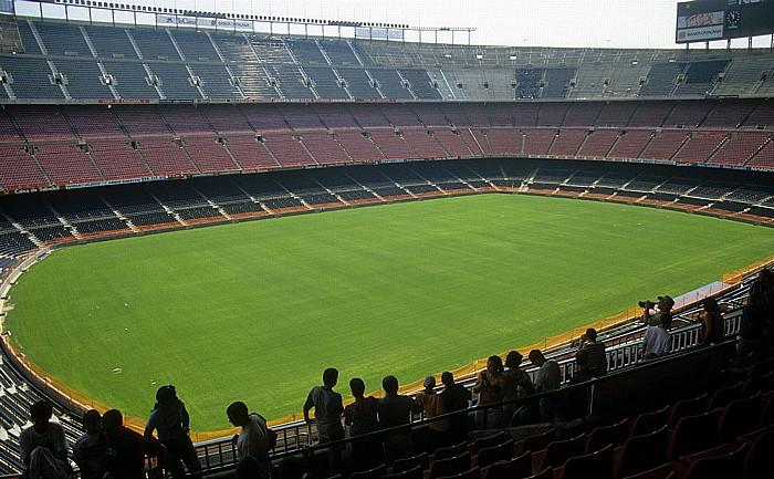 Camp Nou (Stadion des FC Barcelona) Barcelona