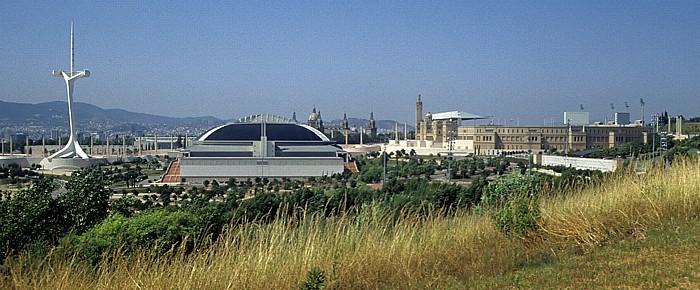 Montjuïc Barcelona