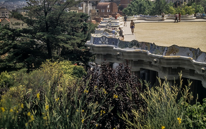 Parc Güell Barcelona 1996