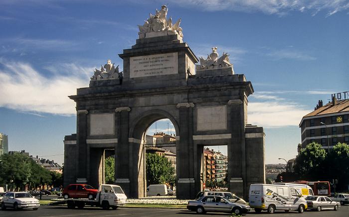 Puerta de Toledo Madrid 1996