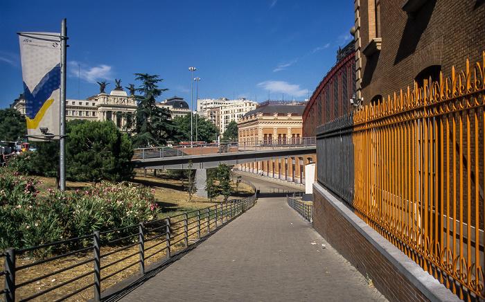 Estación de Atocha Madrid 1996