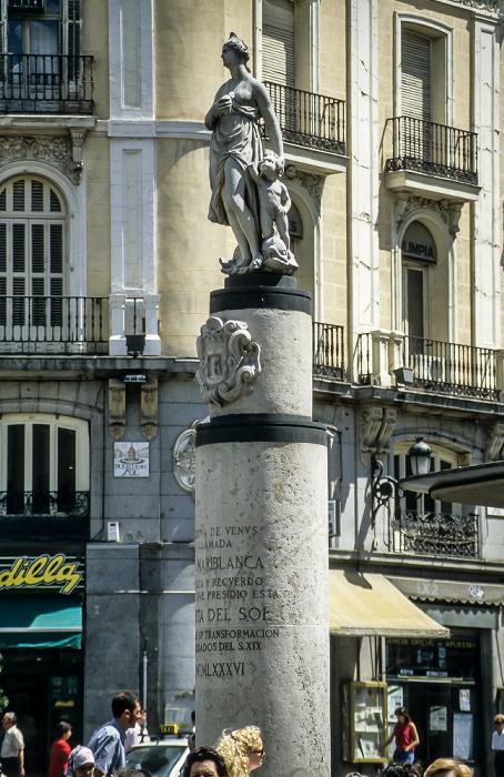 Puerta del Sol Madrid 1996