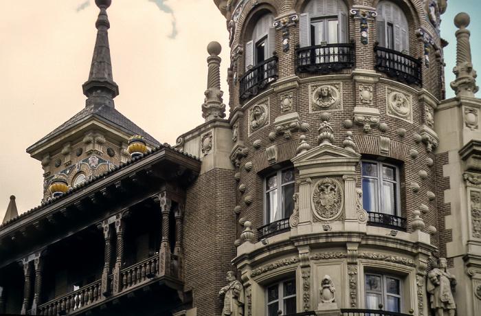 Plaza de Canalejas: Casa de Allende Madrid 1996